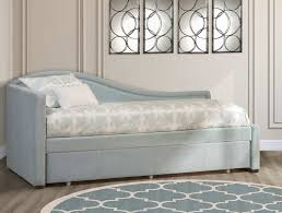 Daybed Mattress Slipcover Hillsdale Olivia Daybed With Trundle Spa Aqua Blue 1852dbt