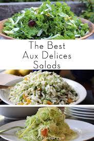 best aux delices salads chef debra ponzek recipes made simple