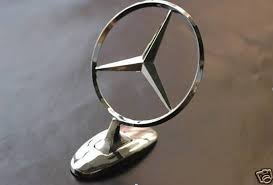 accessories for mercedes front 3d logo car badge