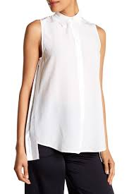 equipment signature blouse equipment sleeveless slim signature silk blouse nordstrom rack