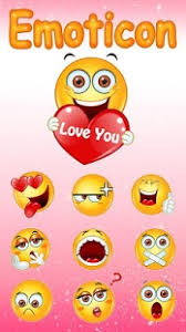 emoticons for android texting free go sms emoticon sticker android apps on play