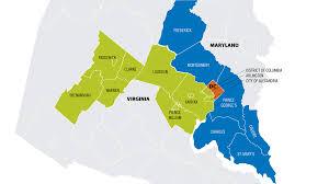Where Is Washington On A Map by Customer Choice Washington Gas