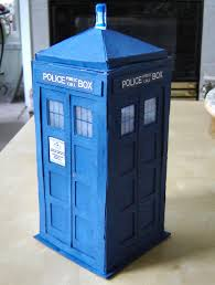 Blueprints To Build A Toy Box by How To Make A Tardis Model 10 Steps With Pictures
