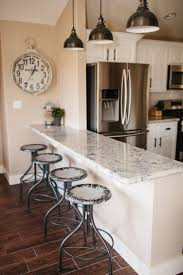 Interior Of A Kitchen Best 25 Breakfast Bar Kitchen Ideas On Pinterest Kitchen Bars