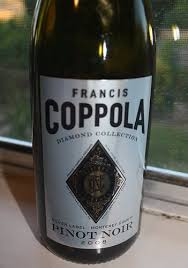 francis coppola diamond collection review of francis coppola diamond collection 2008 pinot noir