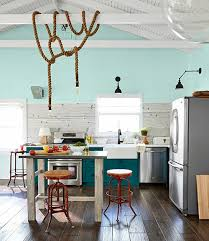 teal kitchen ideas teal kitchen cabinets interiors by color 3 interior decorating