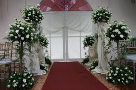 church flower arrangements flower arrangements for church weddings wedding flower