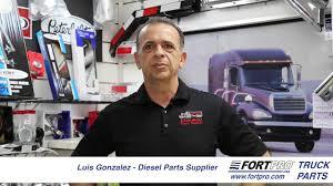 volvo truck parts suppliers fortpro truck parts testimonial diesel parts supplier youtube