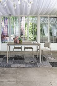 Glass Rectangular Dining Table Contemporary Dining Table Glass Tempered Glass Rectangular