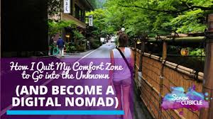 How To Leave Comfort Zone How I Quit My Comfort Zone To Go Into The Unknown And Became A