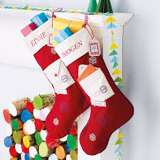 letter to santa stockings and sacks by lime tree london