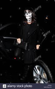 ross halloween costume claudia winkleman celebrities arrive at jonathan ross u0027 halloween