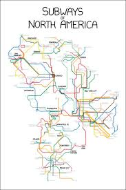 Toronto Subway Map 71 Best Rail Lines Images On Pinterest Subway Map Landscaping