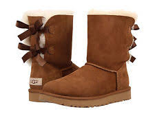 womens ugg boots 100 ugg australia bailey bow ii boot 1016225 chestnut twinface