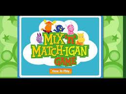 backyardigans game nick jr cartoon ds games kids u2013 sound books