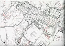 Forum Map Forum Romanum Rodolfo Lanciani Roma Maps Of The Ancient City