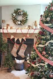 196 best christmas home tours images on pinterest christmas