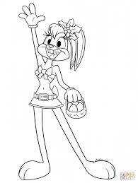 fancy bunny coloring pages for seasonal colouring adults picture
