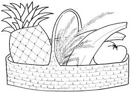 fruit drawings clip art 42