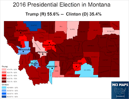 1996 Presidential Election Map by What To Watch For In Montana U0027s Special Election U2013 Mci Maps