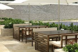restaurant outdoor furniture