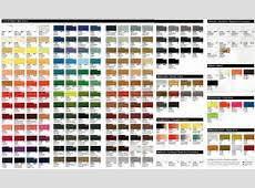 revell aqua color chart paint colour charts homedecoringideas us