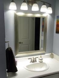 modern bathroom wall lighting grey square modern small room wall