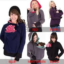 women sweatshirts baby carrier wearing hoodies sweatshirts baby
