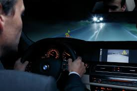 bmw dashboard at night f10 5 series the highlights and technology