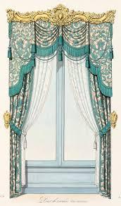 101 best эскизы images on pinterest curtain designs window