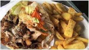 cuisine mobile occasion the greedy deli sheffield tel 01142 667719