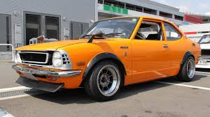 toyota arabalar top 1000 tuned classic toyota corolla machine 66