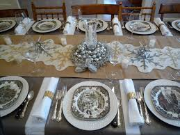 festive dining decor make your table setting as tempting the food