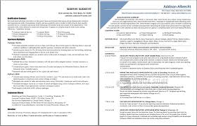 how to write a resume as a student career change write stuff resources write stuff resources student resume before after