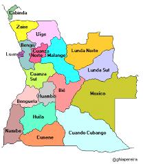 Angola Map Country Report U2013 Dt Maize Adoption Monitoring Survey Angola Pdf