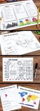 kindergarten floor plan examples map skills u0026 location social studies unit
