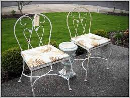 Antique Wrought Iron Outdoor Furniture by Wrought Iron Patio Furniture Vintage Patios Home Decorating