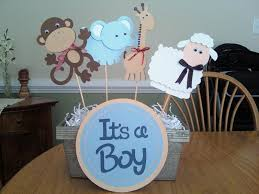 baby boy centerpieces centerpieces for baby shower ideas boys centerpiece steph doggett