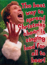 Elf Christmas Meme - 5 quotes from buddy the elf and what the social media manager can
