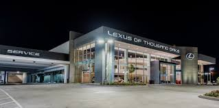 lexus dealership interior lexus of thousand oaks