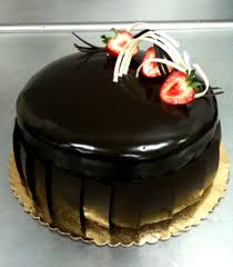 chocolate ganache cake decoration christmas cake decorating with chocolate ganache 1000 ideas about