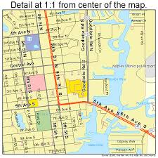 map of naples fl naples florida map 1247625
