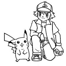 coloring pages amusing pokemon coloring pages ash throw ball