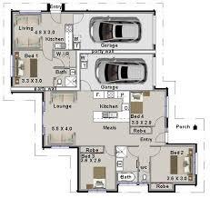 Dual Occupancy Floor Plans Australian Dual Key Homes Duplex Designs Dual Occupancy
