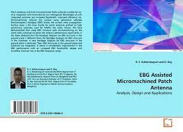 R  S  Kshetrimayum     s professional page IIT Guwahati     EBG Assisted Micromachined Patch Antenna
