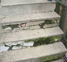 exterior stair joint repointing sealant vs mortar sullivan