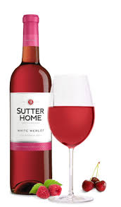 wine facts kinds of wine sutter home s white merlot wine 5 servings per 750ml container