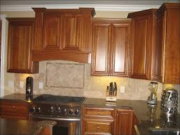 kitchen cherry cabinets what color floor with cherry cabinets