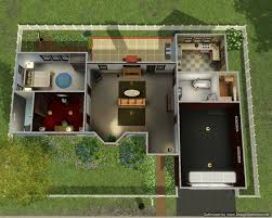 mod the sims nothing to see here move on now cottage