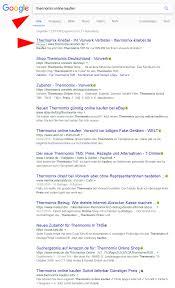K He Im Internet Bestellen Fakeshop Thermomix Knebel De Warnung Vor Folgendem Konto